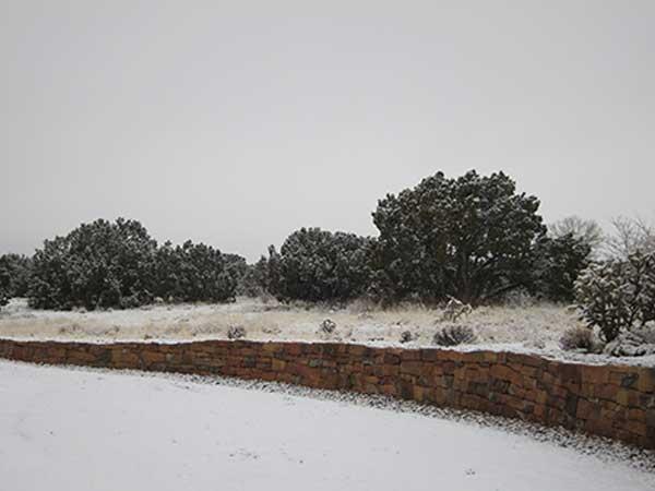 My Great Wall of Santa Fe