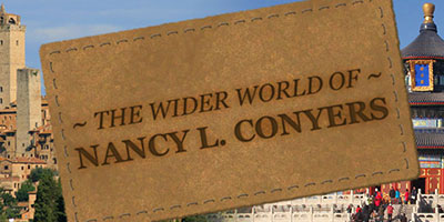 The Wider World of Nancy L Conyers