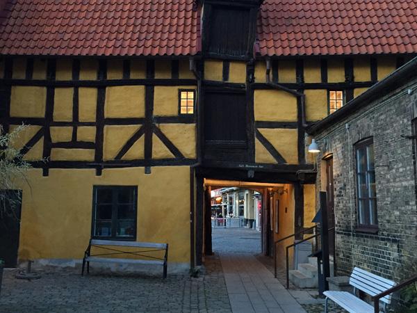 Lilla Torg (Little Square) Malmo, Sweden